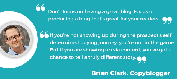 Image Blogging Quote