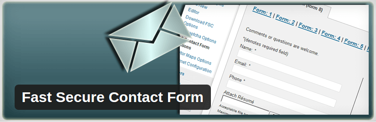 Logo Image Fast Secure Contact Form