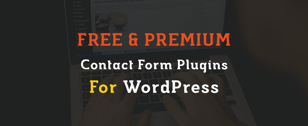 10 Free and Premium Contact Form Plugins for WordPress