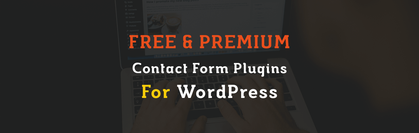Contact Form Plugins For WordPress Blog Banner